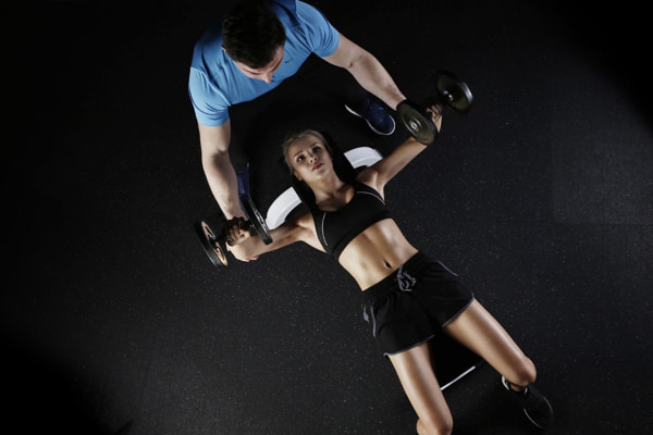 personal training in frisco